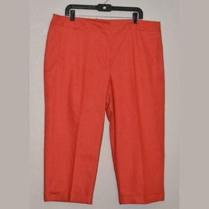 Peach Cupris Pants